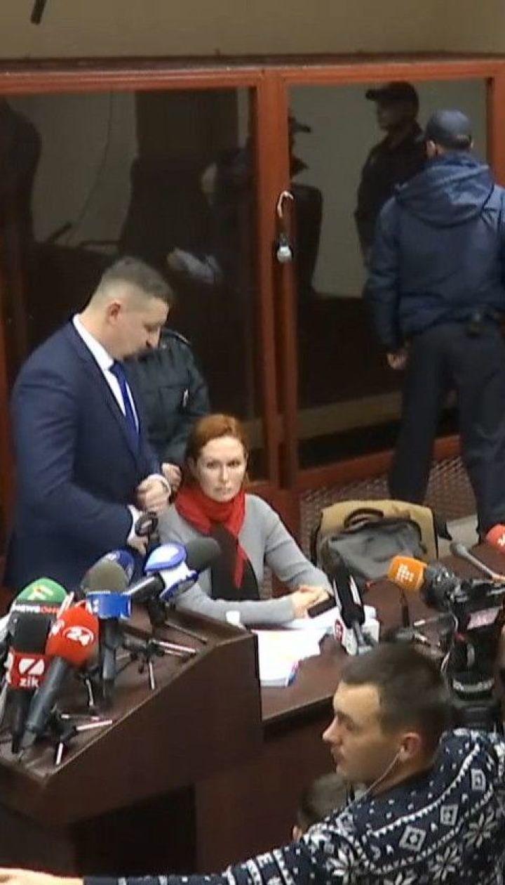 Захист честі та гідності: підозрювана у справі Шеремета Юлія Кузьменко подала позов проти МВС