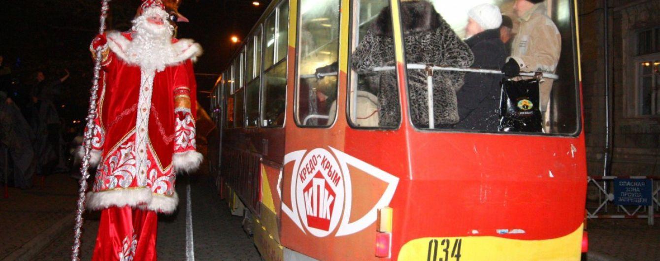 В новогоднюю ночь в столице наземный транспорт будет работать до 5 утра