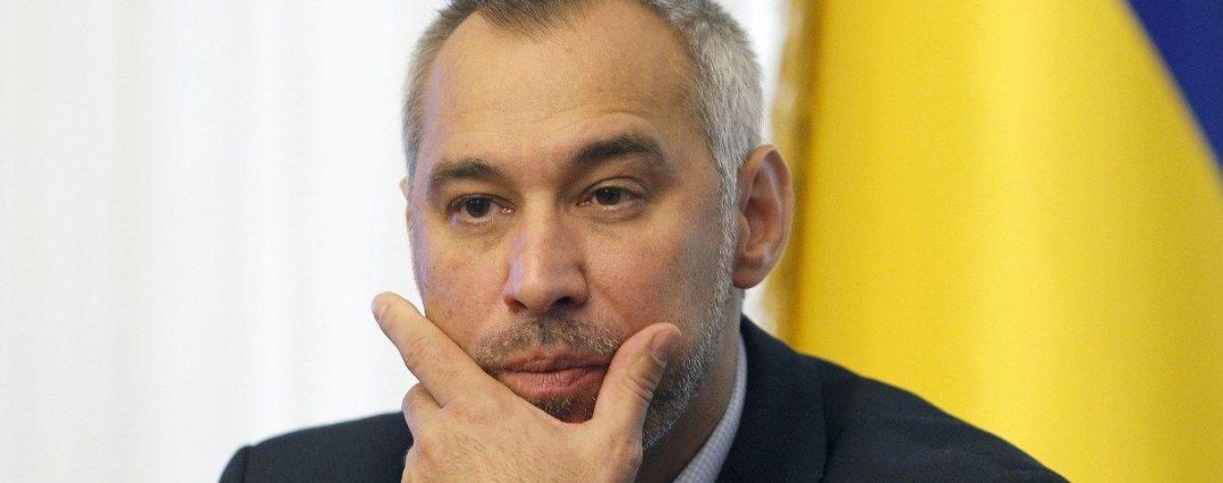 Рябошапка створив у військовій прокуратурі відділ, який розслідуватиме небойові смерті військових
