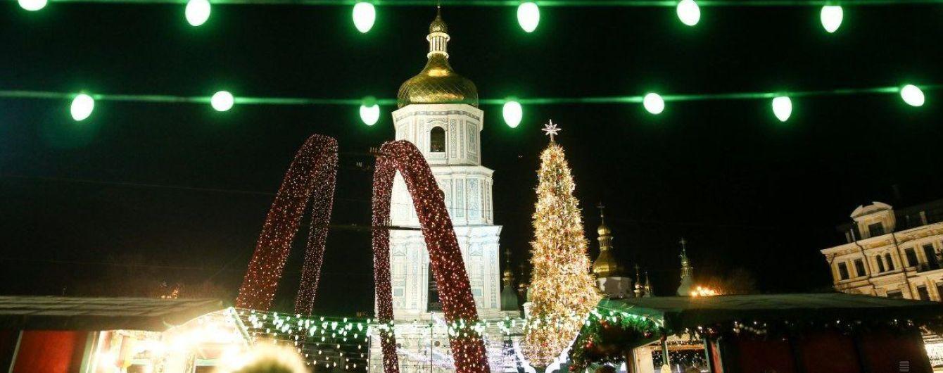 В центре Киева восстановили движение транспорта после новогодних праздников
