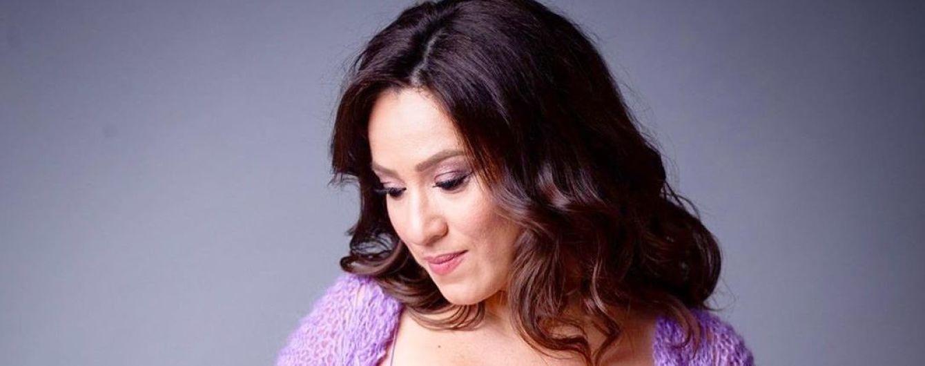 Певица Наталка Карпа родила первенца