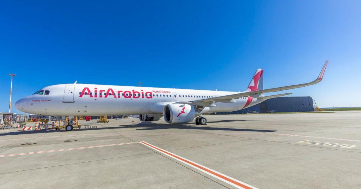 Новий лоукостер літатиме з ОАЕ до Києва
