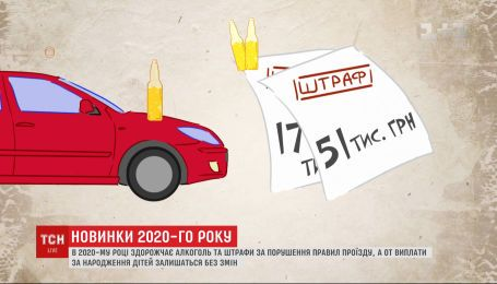 Яким буде 2020 рік і що нового він готує для українців