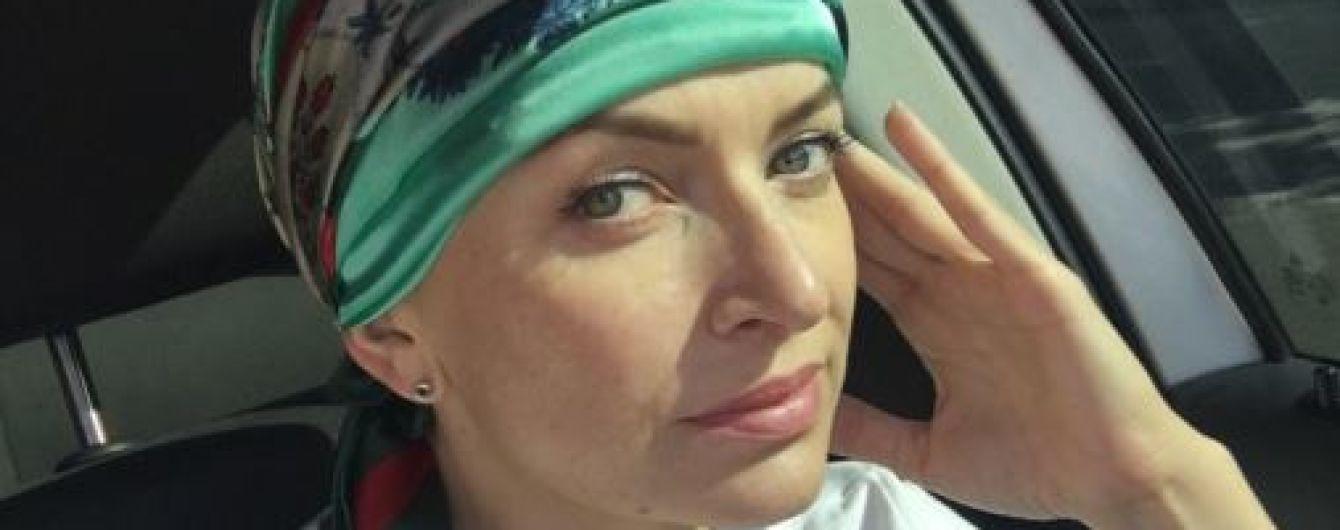Допоможіть Ірині здолати рак грудей
