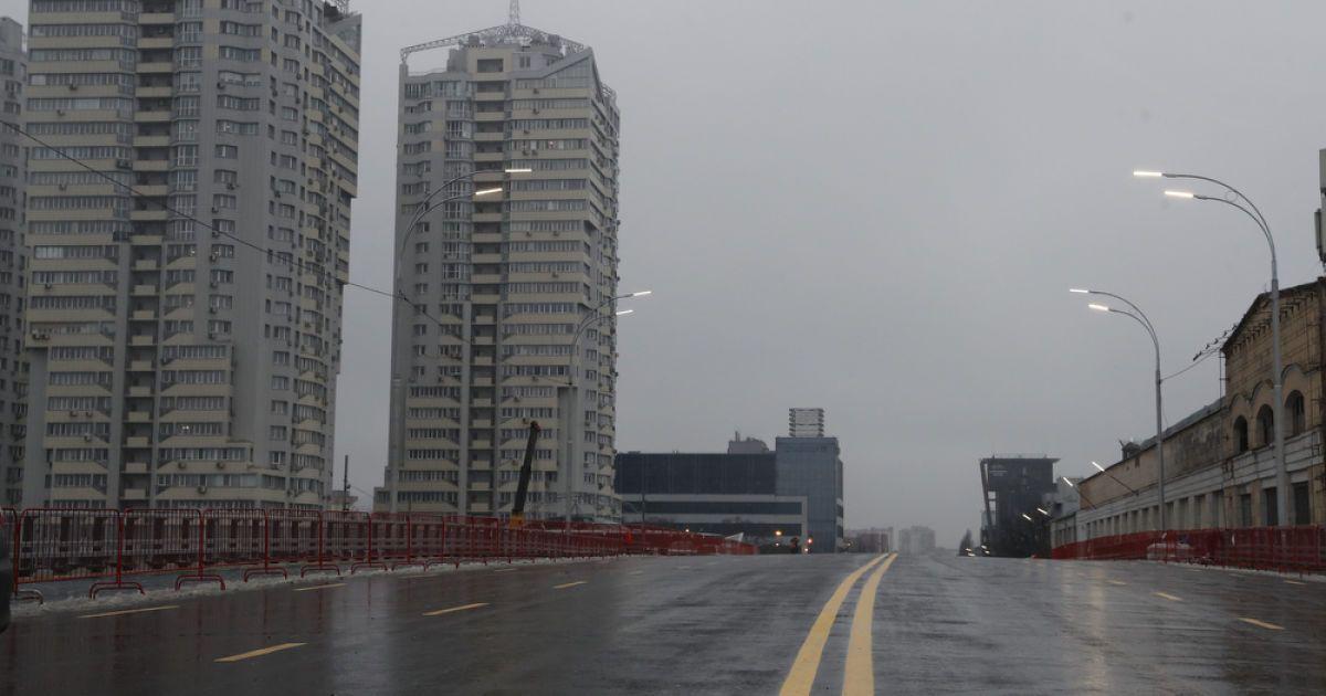 Кличко повідомив, що на Шулявському шляхопроводі розпочалися масштабні ремонтні роботи