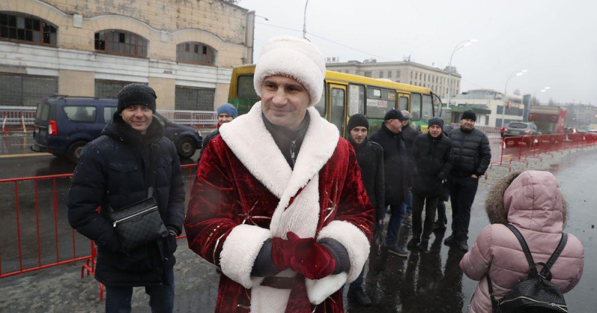 @ Сайт Виталия Кличко