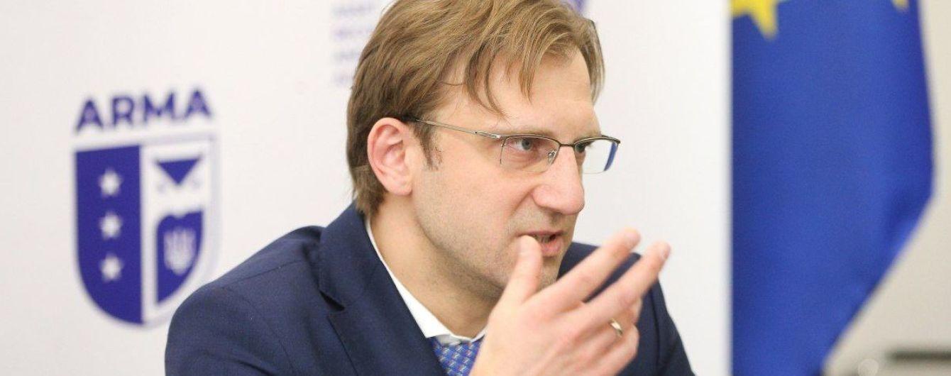 Кабмин уволил главу АРМА Антона Янчука