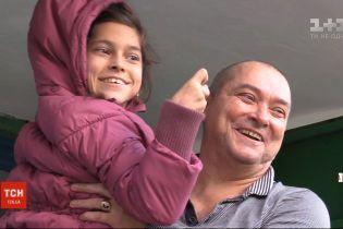 У конкурсі супертатусів переміг чоловік, який самостійно виховує доньку із ДЦП