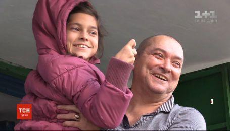 В конкурсе суперпапочек победил мужчина, который самостоятельно воспитывает дочь с ДЦП