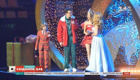 """Залаштунки концерту """"Різдвяна історія з Тіною Кароль"""" - ТелеСніданок"""