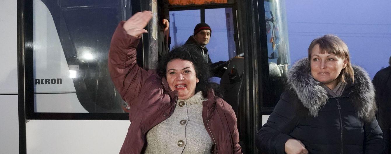 Названо імена українців, які повернулись в Україну в результаті обміну