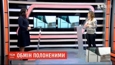 Жена пленного Богдана Пантюшенко стала гостьей в студии ТСН