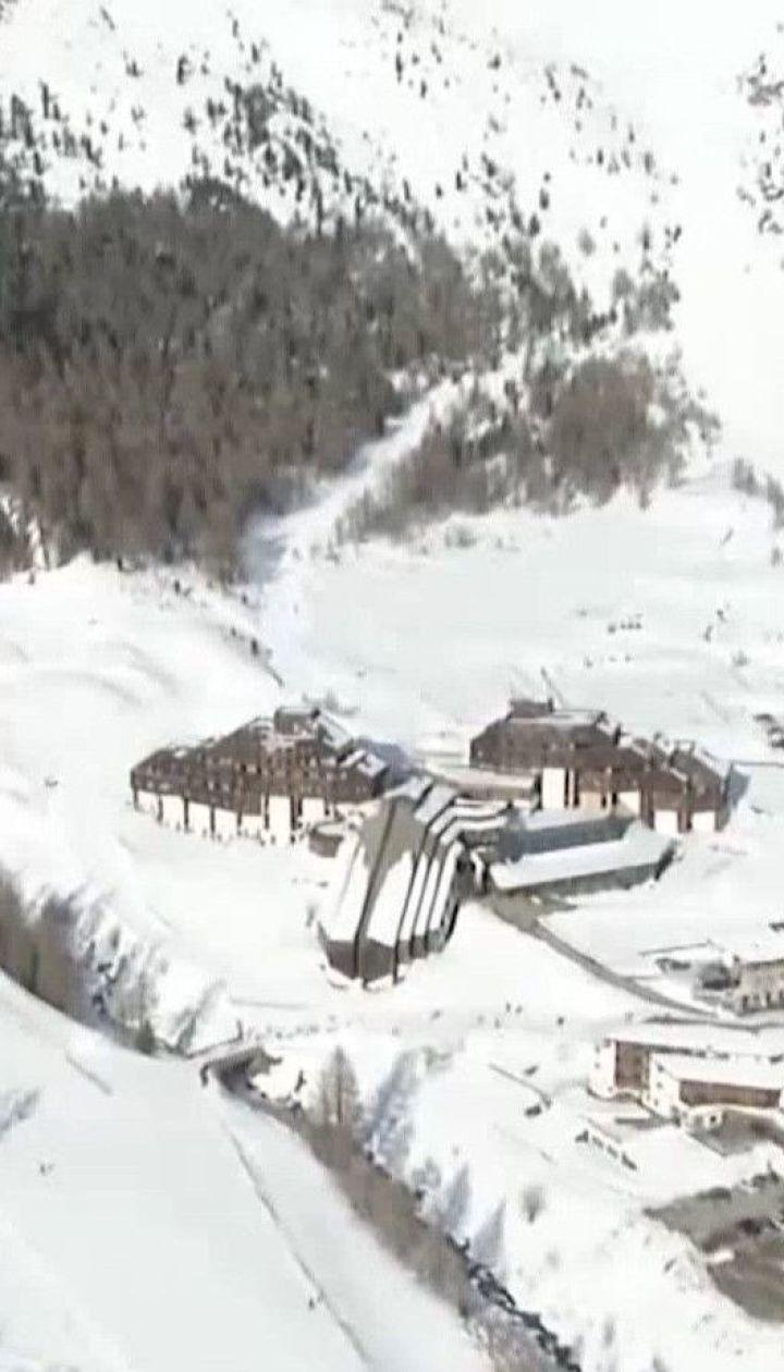 Двоє дітей та жінка загинули під лавиною в Альпах Італії