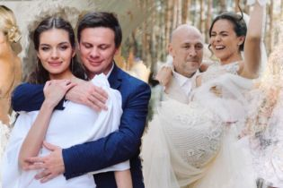 Звездные свадьбы 2019: неожиданное бракосочетание Комарова и роскошная церемония Потапа и Насти
