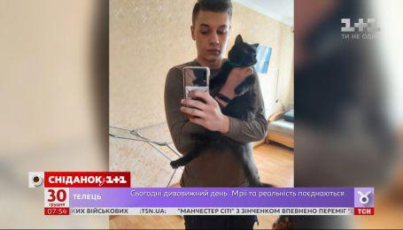 Стала талисманом пленного моряка Андрея Эйдера – история кошки Марго