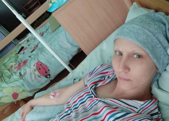 Важке і дороге лікування може подарувати Лілії шанс на життя