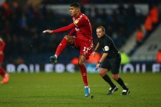 """Бомбезный гол из Англии. Воспитанник """"Манчестер Юнайтед"""" запустил """"свечу"""" с 30 метров"""