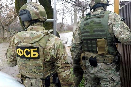 У Росії затримали підполковника поліції за підозрою в роботі на українські спецслужби