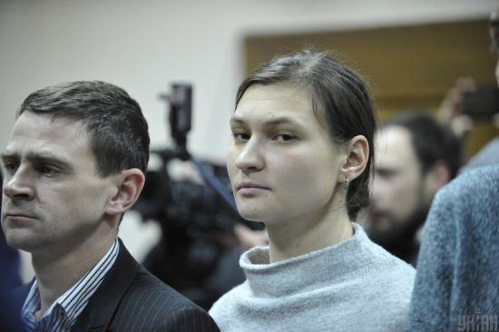Апеляційний суд залишив Яні Дугарь в силі запобіжний захід