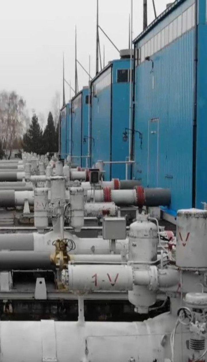 """""""Нафтогаз"""" и """"Газпром"""" заключили новый контракт на транзит голубого топлива"""