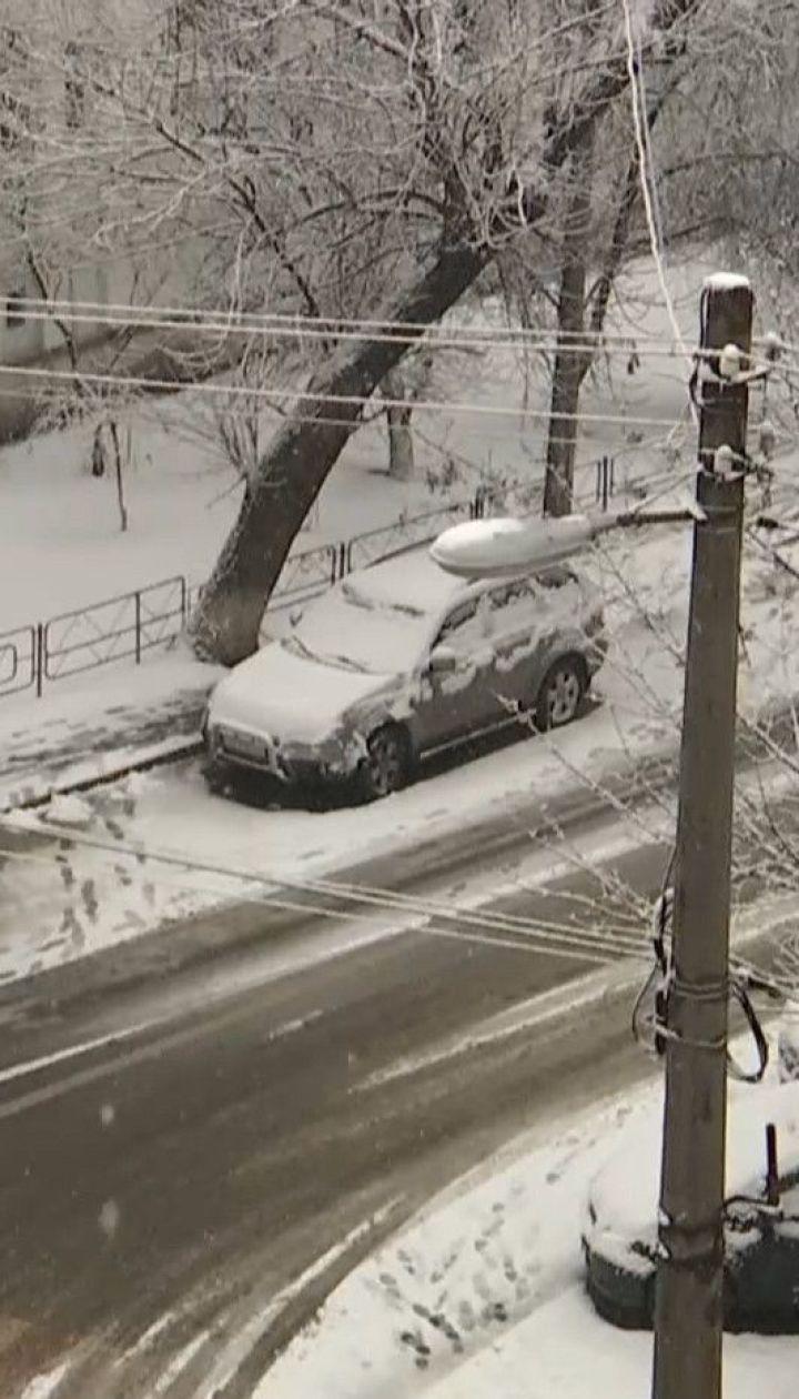 Сніг із дощем під ялинку: синоптики розповіли, якої погоди чекати в останній день року