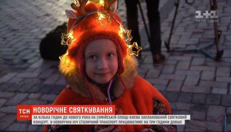 Новый год у главной елки страны: чего ждать киевлянам на Софийской площади