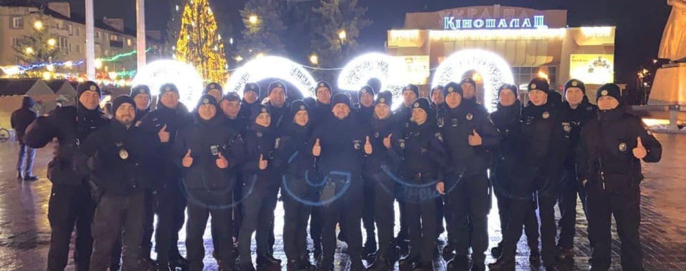 Новорічна ніч для поліції та ДСНС: як святкували ті, хто забезпечував спокій столиці