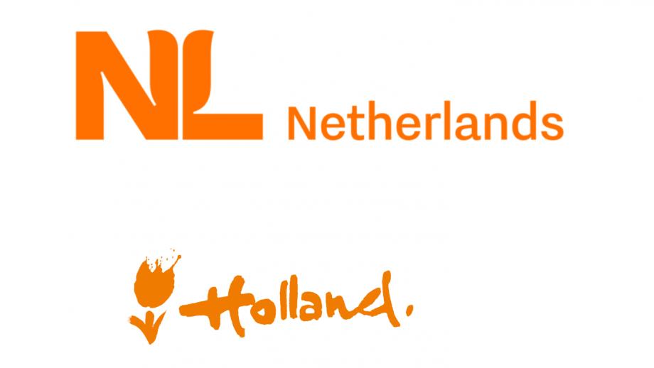 новий логотип Нідерландів