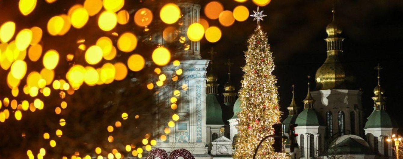 Празднование Рождества в столице: богослужения и центр Киева будут усиленно охранять полицейские