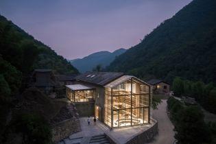 В Китае открыли необычный книжный магазин