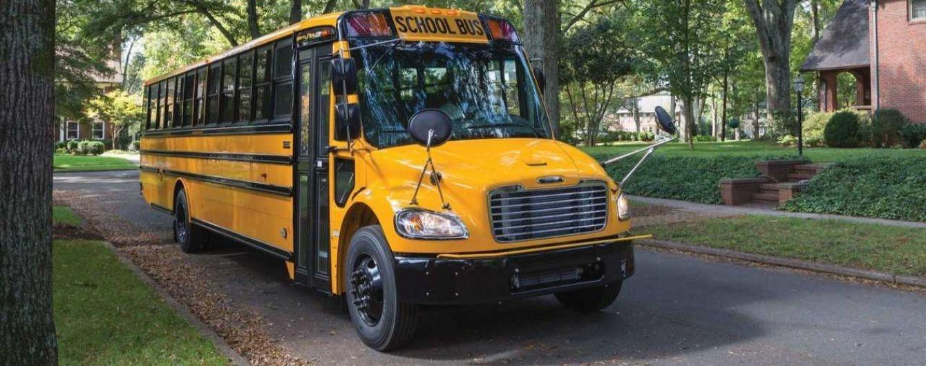 Thomas получила крупнейший заказ на школьные электробусы в Америке