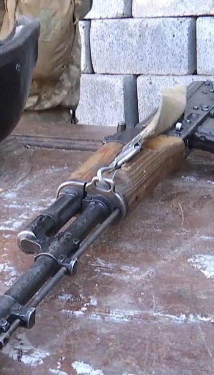 Постріли на коротких дистанціях і бої: ворожі снайпери обстрілюють Мар'їнку