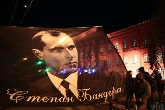 Во Львове требуют от Зеленского вернуть Бандере звание Героя Украины