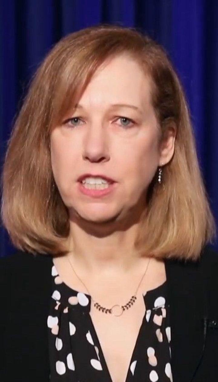 Кристина Квин стала новой главой американского посольства в Украине