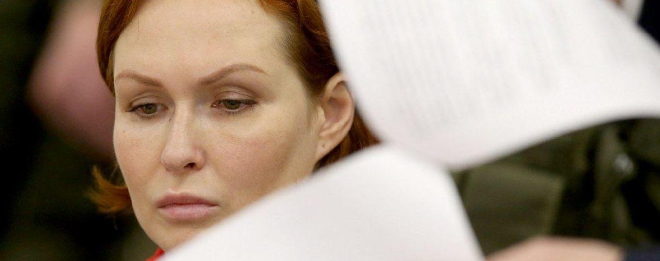 Подозреваемую в причастности к убийству Шеремета хирурга Кузьменко оставили за решеткой