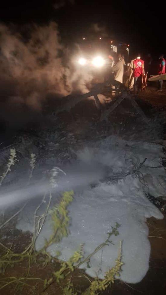 У Судані на зльоті впав військовий літак: серед загиблих високопосадовці