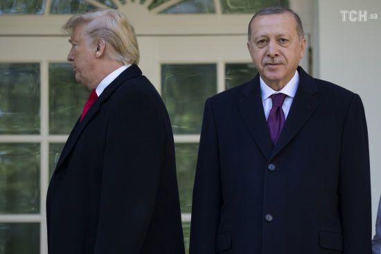 Кривава війна за Ідліб. Трамп підтримав Ердогана та засудив дії Кремля