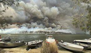 Австралия в огненной ловушке. Людей массово эвакуируют, уже выгорела площадь размером с Хорватию