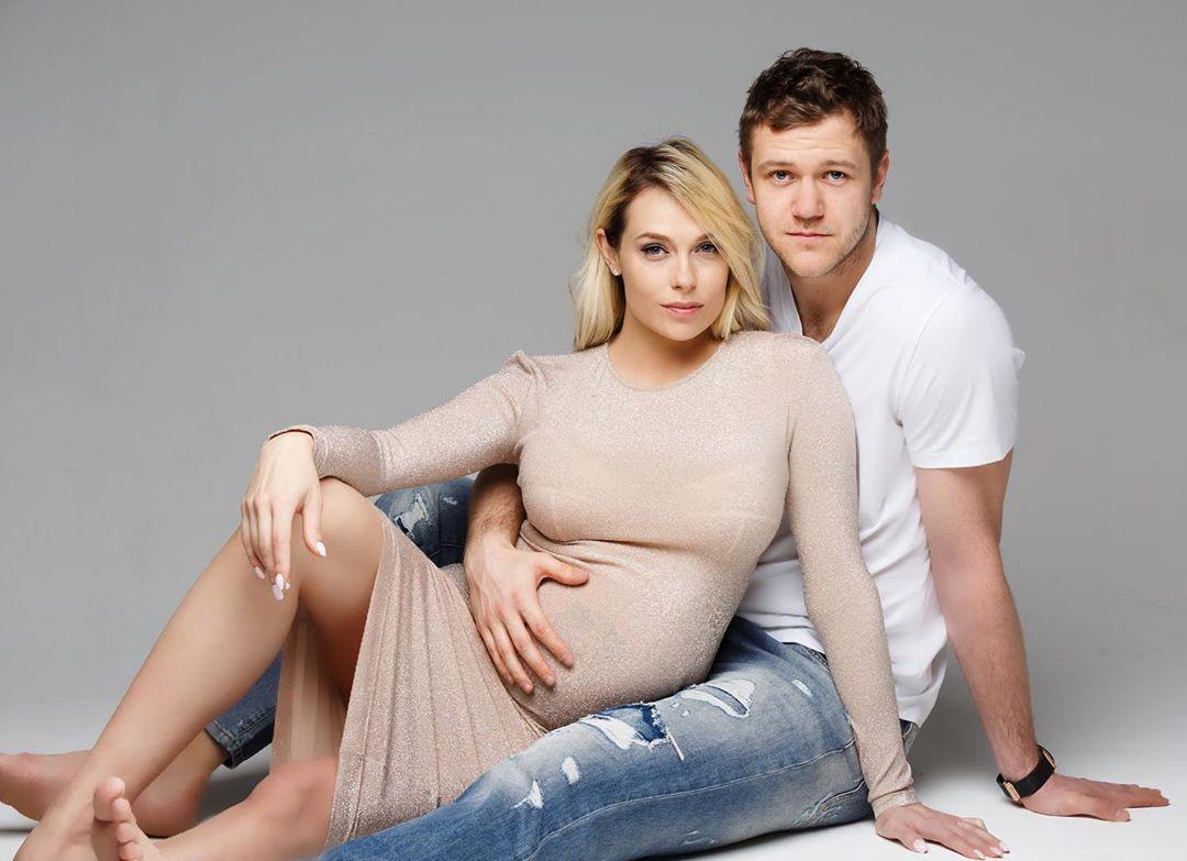 Марина Банкова та Андрій Зубков