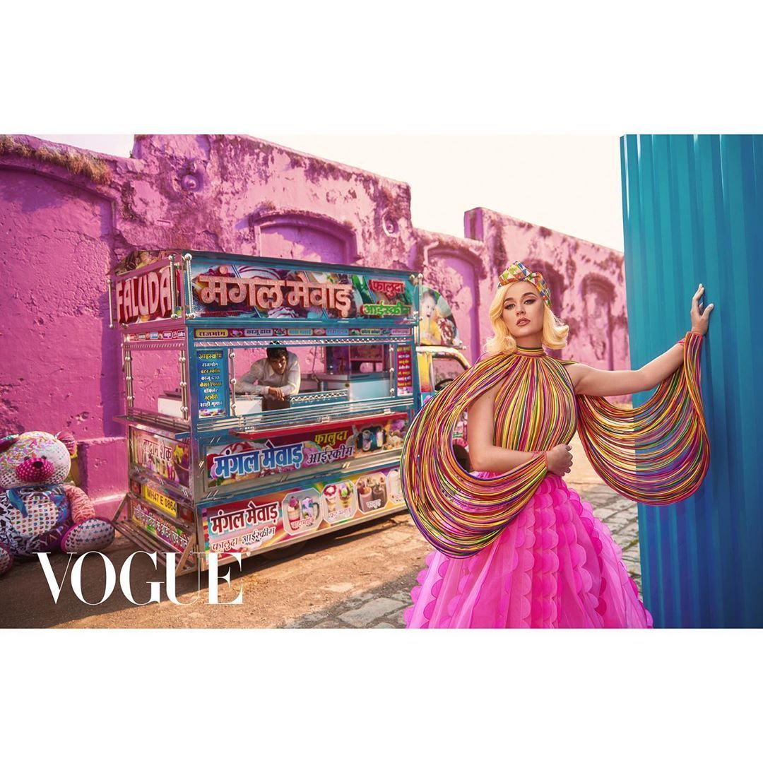 Кеті Перрі, Vogue_1