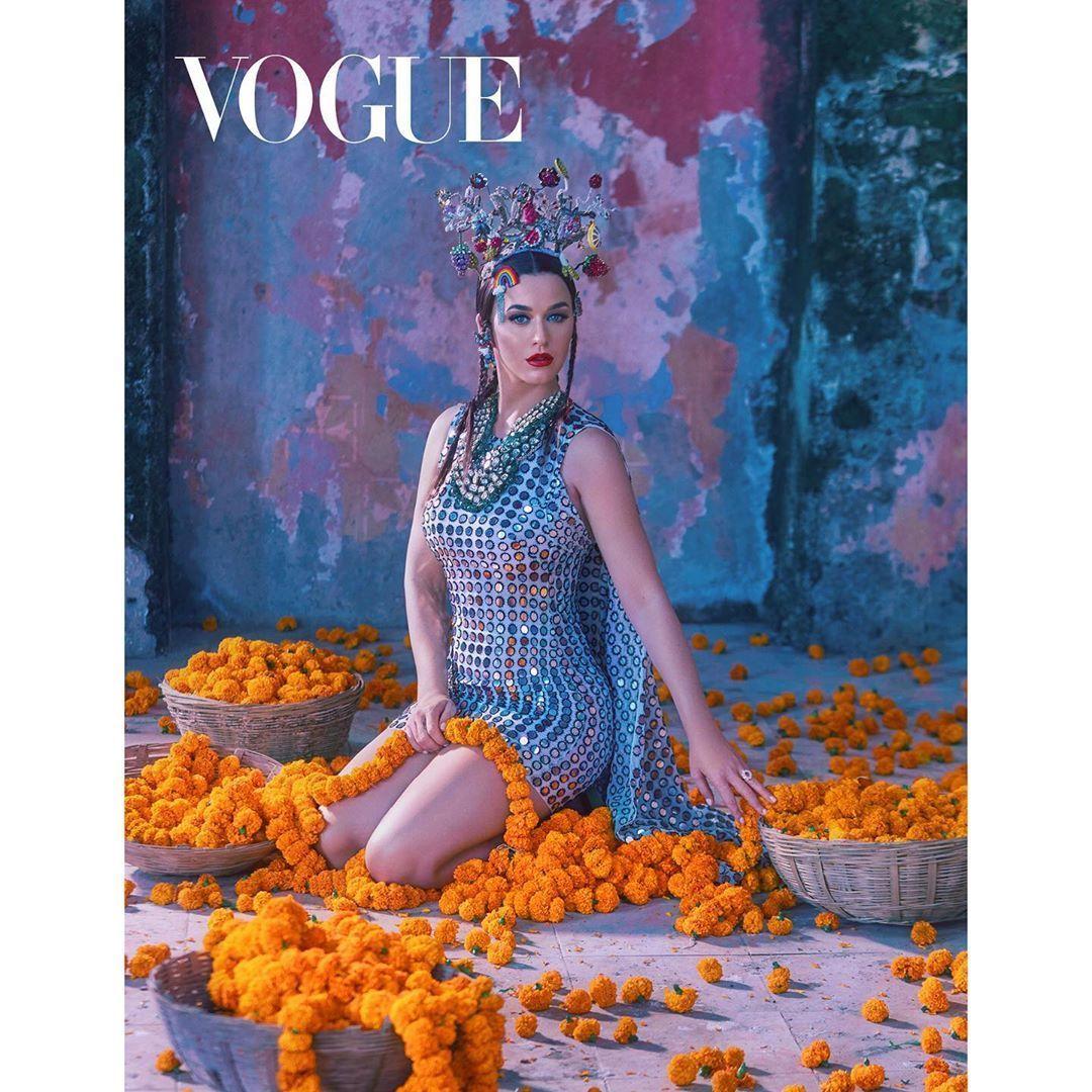 Кеті Перрі, Vogue_4