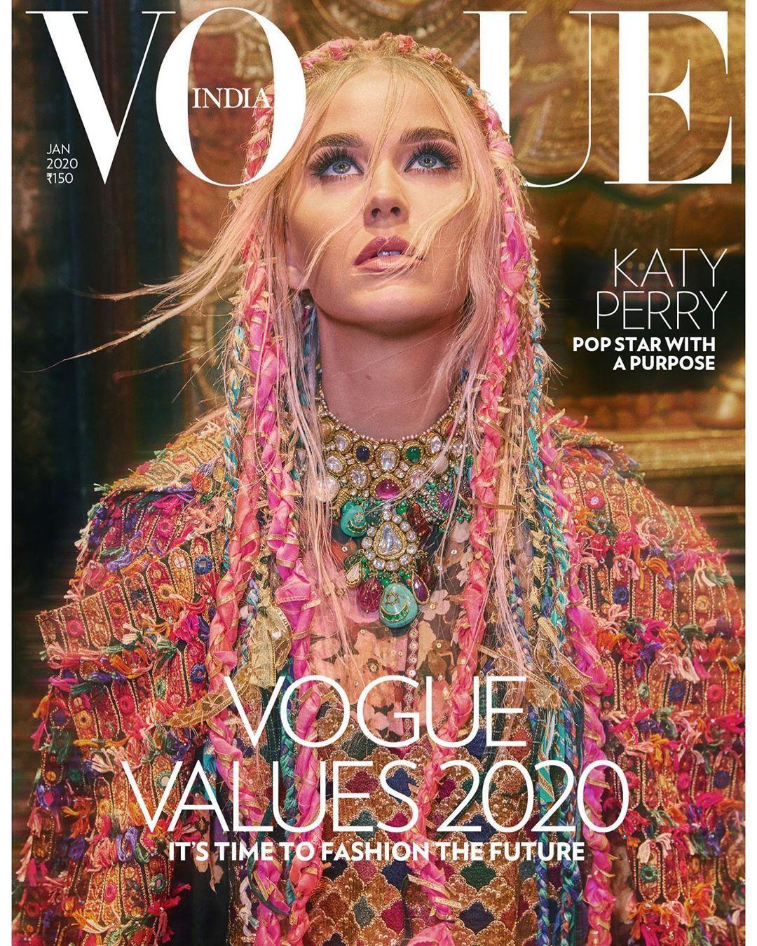 Кеті Перрі, Vogue_3
