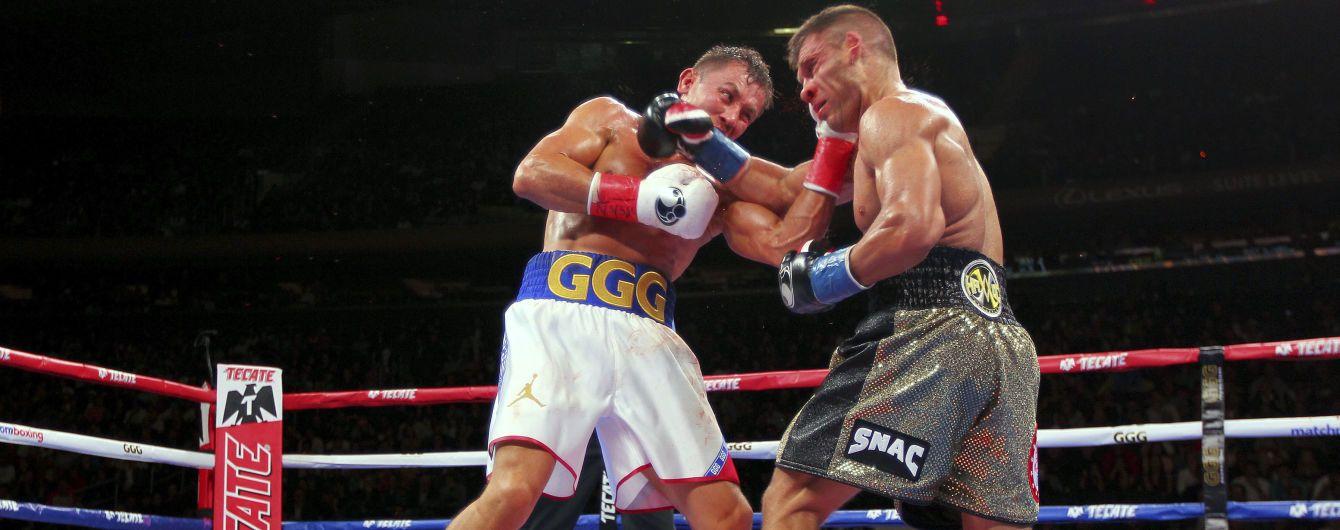 Бой украинского боксера признали лучшим в 2019 году