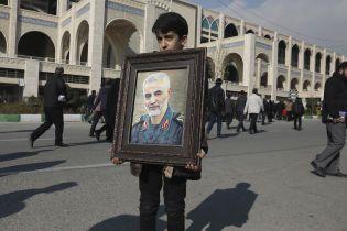 Іран оголосив день вбивства Сулеймані Всесвітнім днем опору