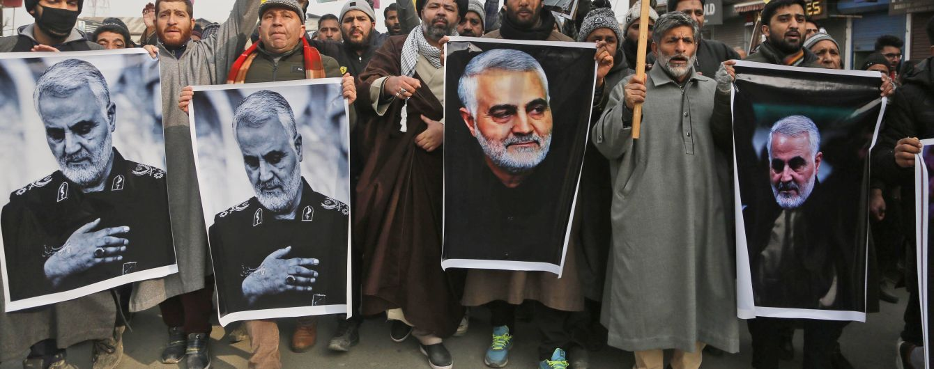 В МИД Украины отреагировали на убийство иранского генерала Сулеймани
