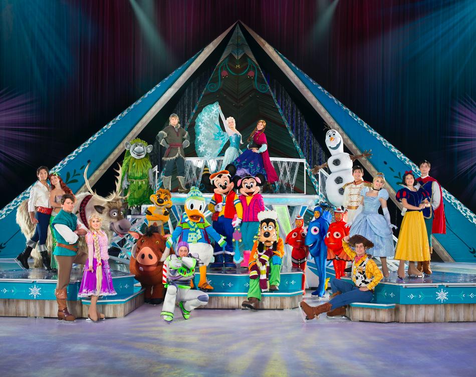 Шоу Disney в Киеве_4