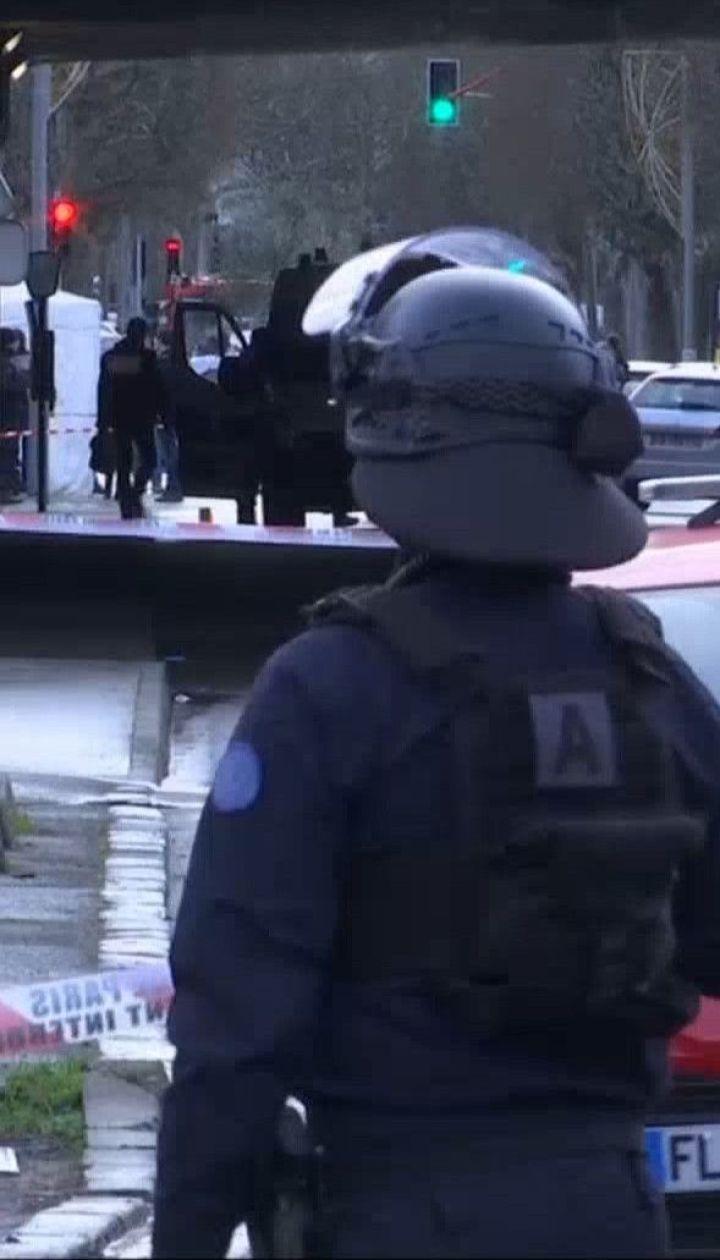 Чоловік у передмісті Парижа влаштував різанину: один з потерпілих помер