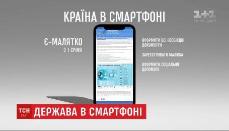 """Права, паспорт, пенсійне посвідчення: що входитиме до """"країни у смартфоні"""""""
