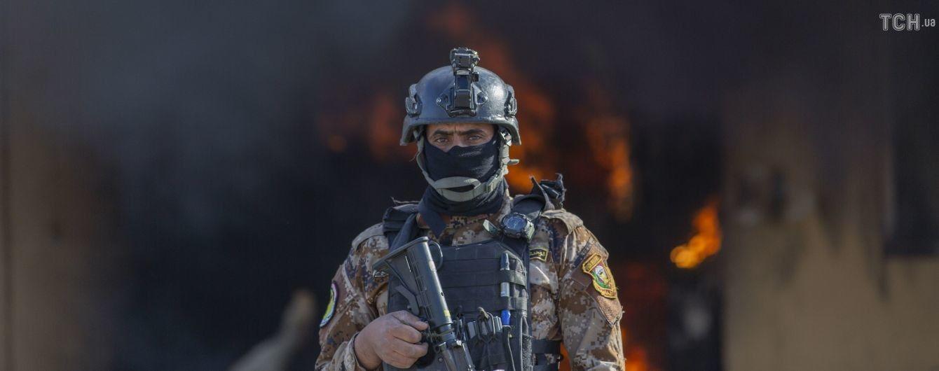 По Багдаду была осуществлена новая серия авиаударов, есть погибшие