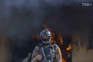 """В столице Ирака ракеты обстреляли """"зеленую зону"""" - СМИ"""